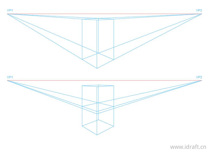 椅子透视结构图