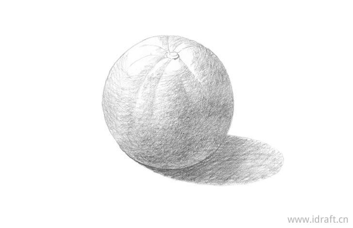 橙子画基本阴影色调