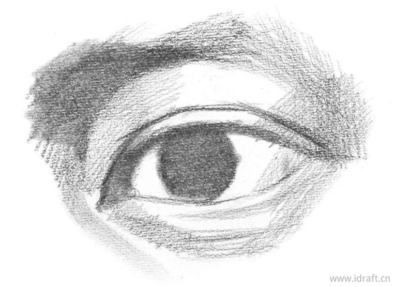 整体加强眼球的绘制